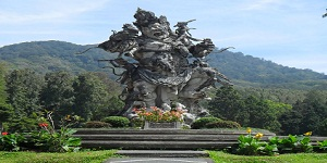Bali Bedugul Botanical Garden