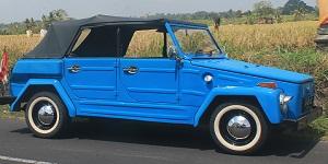 Bali Classic Volkswagen Safari Car