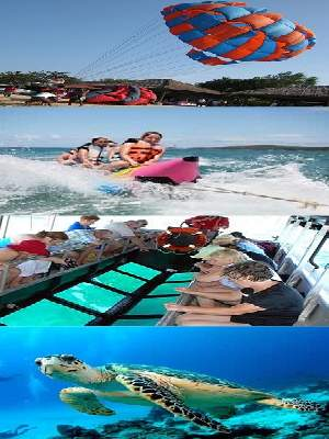 Bali Combination Water Sports Tour