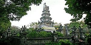 Bali Denpasar Jagat Natha Temple