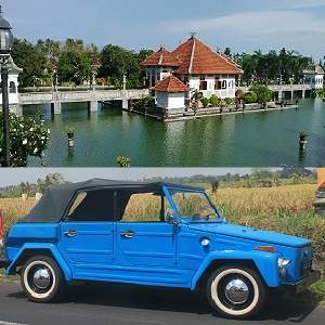 Bali East Volkswagen Safari Tour