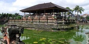 Bali Kerta Gosa Building