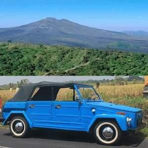 Bali Kintamani Volcano Volkswagen Safari Tour