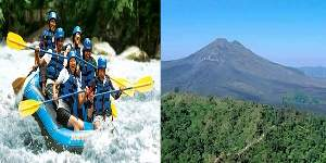 Bali Rafting and Kintamani Tour