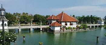 Bali Ujung Water Palace