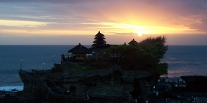 Bali Rafting and Tanah Lot Tour
