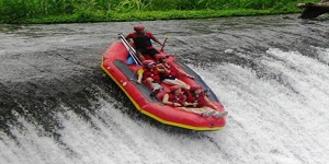 Bali Telaga Waja River Rafting Tour Packages