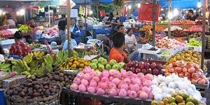 Bali Badung Traditional Market