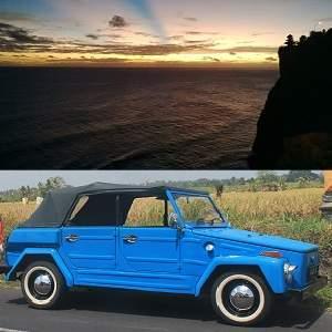 Bali Uluwatu Volkswagen Safari Tour