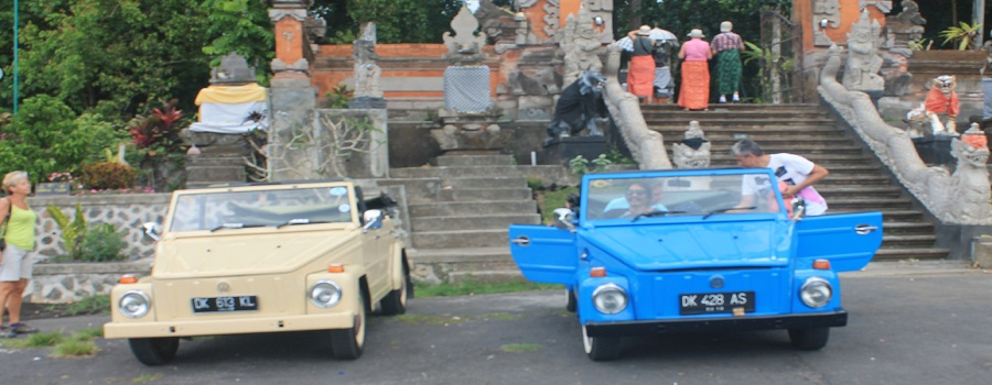 Bali Volkswagen Safari Tour Packages