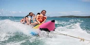 Bali Water Sports - Banana Boat Tour Packages