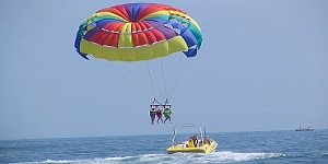 Bali Water Sports - Parasailing Tour Packages