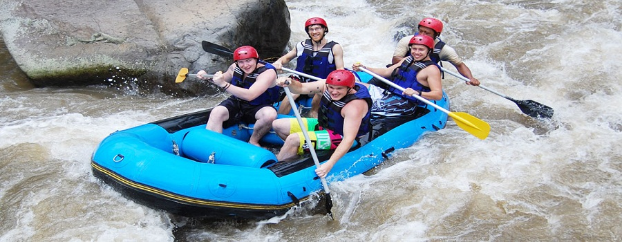 Bali Ubud Ayung Rafting Tour Packages
