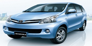 Bali Toyota Avanza