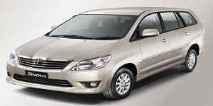 Bali Toyota Innova